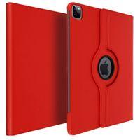 360° Klapphülle, Etui mit Standfunktion Apple iPad Pro 12.9 2020 / 2018 – Rot