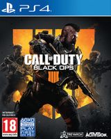 Activision Blizzard Call of Duty: Black Ops 4, PS4, PlayStation 4, Multiplayer-Modus, M (Reif)