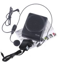 Mini 8 Multi Voice Changer Mikrofon Megaphon Lautsprecher