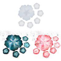 PandaHall 2 st/ücke Harzgussformen 3D Diamant Klar Silikonform f/ür Harz DIY Handwerk Anh/änger Ohrring Schmuck Machen