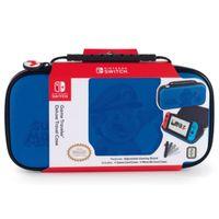 Bigben Interactive NNS46BL, Schutzhülle, Nintendo, Blau, Nintendo Switch, Reißverschluss, 48 mm