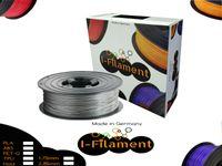 i-Filament Dunkelgrau Metallic 1,75mm 1kg Spule PLA Filament 1000g Rolle für alle 3D Drucker Rolle