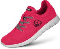 Giesswein Merino Wool Runners Damen rubin Schuhgröße EU 39