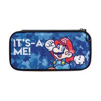 PDP Konsolen-Tasche Deluxe Mario für Nintendo Switch, camouflage