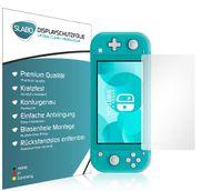 """4x Slabo Displayschutzfolie für Nintendo Switch Lite KLAR """"Crystal Clear"""" Displayfolie Schutzfolie Folie"""
