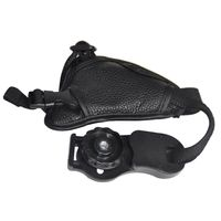 Lederhandschlaufe Kamera Handgriff Ersatz fuer Canon Nikon  Pentax Olympus DSLR