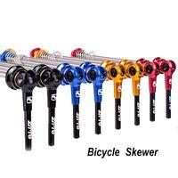 Mountainbike-Achse Schnellspanner vorne Radradnabe vorne hinten