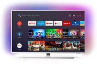 Philips Ambilight 43PUS8505 43 Zoll LED TV 4K UHD Fernseher Smart TV silber - neu