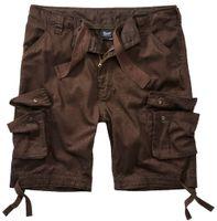 Brandit Urban Legend Shorts in Brown-4XL