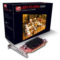 Sapphire 31004-09-40R - FirePro 2460 - 0,5 GB - GDDR5 - 2560 x 1600 Pixel - PCI Express 2.1