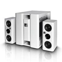 LD Systems DAVE 8 XS - Kompaktes PA-System aktiv weiß