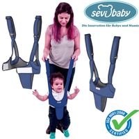Sevibaby BLAU Baby Lauflernhilfe Walk Walking Aid Gehhilfe Gehfrei Laufhilfe 688-7