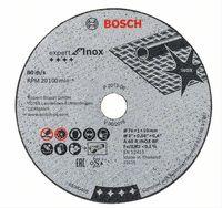 Trennscheibe Expert for Inox A 60 R INOX BF Bosch Winkelschleifer