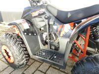 KXD Kinderquad 125ccm 4 Takt 7 Zoll Quad ATV Miniquad Kinder Pocketquad Schwarz
