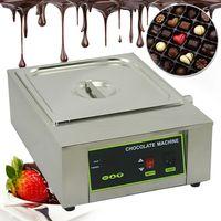 1000W Schokoladenwärmer Schoko Schmelztiegel Elektrische Melting Pot Edelstahl 220V