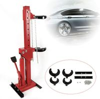 3T 6600lbs Federspanner Hydraulisch KFZ Auto Werkzeug Federbeine Essential tool Hydraulisches Werkzeug Steuerung Hydraulische Height Einstellbar