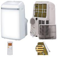 Mobile Klimaanlage Lokales Klimagerät mit Golden-Fin Wärmetauscher SMND-PAC-12 12000 btu 3,5kW