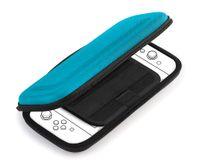BigBen Nintendo Switch Lite Hartschalen Transporttasche in blau
