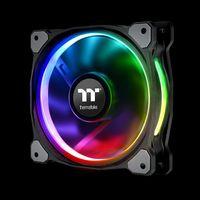 Thermaltake CL-F054-PL12SW-A - Computergehäuse - Kühler - 12 cm - 500 RPM - 1500 RPM - 24,7 dB