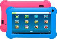 Denver Tablet TAQ-70353K, 1GB RAM, 16GB Speicher, Farbe: Blau/Pink