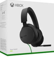 Microsoft Xbox Stereo Headset Kopfhörer Kopfband 3,5-mm-Anschluss Schwarz