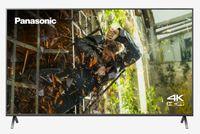 Panasonic TX-65HXW904 164 cm (65 Zoll) 4K Ultra HD LCD-Fernseher, DVB-T/-T2/-C/-S2 Empfänger, HbbTV, WLAN, Smartphone-Steuerung, eingebauter Sprachassistent, 2x CI+