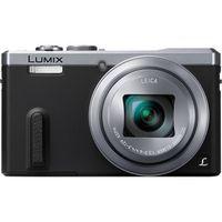 Panasonic Lumix DMC-TZ61 Digitalkamera mit GPS und WiFi silber
