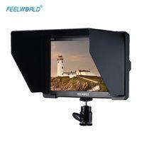 FEELWORLD T7 7 &1920 * 1200 IPS On-Kamera-Monitor 4K HD Input Output Aluminiumlegierung Rahmen fuer Canon Nikon DSLR