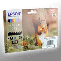 Epson Multipack Claria Photo HD T 378 (6 Farben)          T 3788