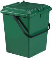 Komposteimer /Eimer grün stapelbar 10 Liter Graf 640030