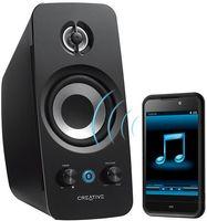 creative T15 Bluetooth Wireless 2.0 Speaker System, black
