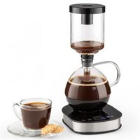 Gastronoma 16100122 Siphon Kaffeemaschine Vakuum-Kaffeebereiter