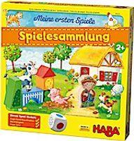 Haba Meine ersten Spiele Spielesammlung