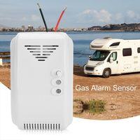 12V Gasdetektor Sensor Alarm natürliche Überwachung von Propan Butan Flüssiggas