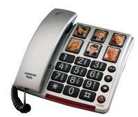 Audioline Bigtel 40 PLUS Telefon, Freisprechfunktion