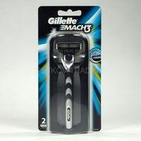 Gillette Mach3 Rasierer + 1 Ersatzklinge