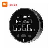 Duka Small Q 8 in 1 HD-LCD-Display Elektronisches Lineal Ultra-langes Messgeraet fuer die Batterielebensdauer
