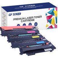Toners kompatibel  für Samsung CLT-404S Xpress C430 C430W C480 C480W C480FW C480FN C482W