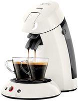 Philips HD6554 / 11 Original Senseo Kaffeepadmaschine Weiß Matt 0, 75 Liter