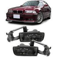 Nebelscheinwerfer smoke schwarz Klarglas für BMW E36 91-99 auch M3