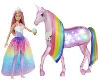 Barbie Dreamtopia Magisches Zauberlicht Einhorn
