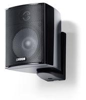 Canton Plus MX.3 - 2-Wege - 1.0 Kanäle - Verkabelt - 40 W - 120 - 25000 Hz - Schwarz