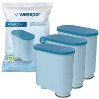 3x Wasserfilter kartusche für Saeco PicoBaristo kompatibel mit Philips AquaClean CA6903/10 CA6903/22 CA6903 Kalkfilter