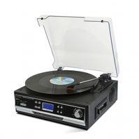 Technaxx Bluetooth Platten- & Kassettendigitalisierer All-in-One TX-22+