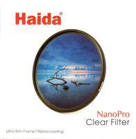 HAIDA NanoPro MC Ultra Slim Clear Filter 77 mm