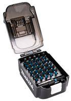Makita Impact Black-Bit-Set in Akku-Box E-03084  31 tlg. 25 mm TORX PH PZ