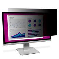 3M HC215W9B Blickschutzfilter High Clarity f Desktops 21.5