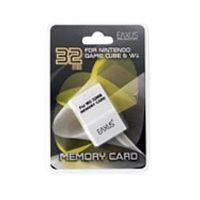 Memory Card 32 MB Eaxus für Wii und GamCube