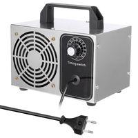 Ozongenerator 28g Luftreiniger Ozongerät Ozonisator für Home Auto Formaldehyd Entferner Ozonator Luftfilter Luftreiniger Lüfter mit Zeitschaltuhr