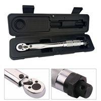 """Drehmomentschlüssel Einstellbar Handwerkzeuge Handschlüssel Drehmoment 1/4 """"Square Drive Klicken Sie auf Handratschenwerkzeug"""